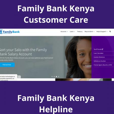 Family Bank Kenya Customer Care