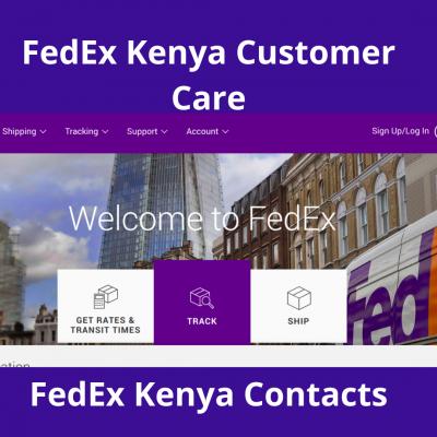 FedEx Kenya Customer Care
