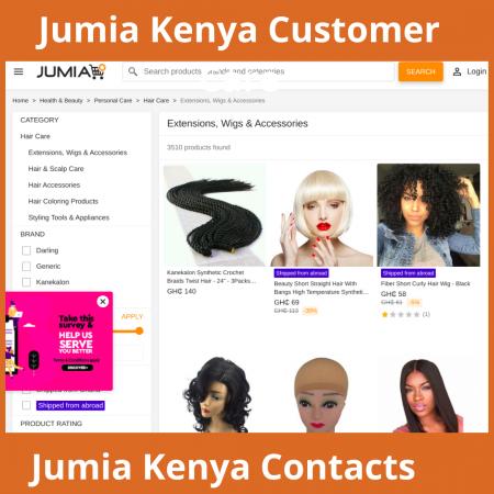 Jumia Kenya Customer Care