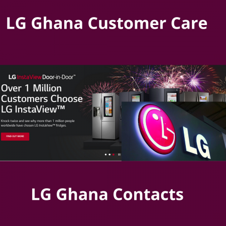 LG Ghana Customer Care