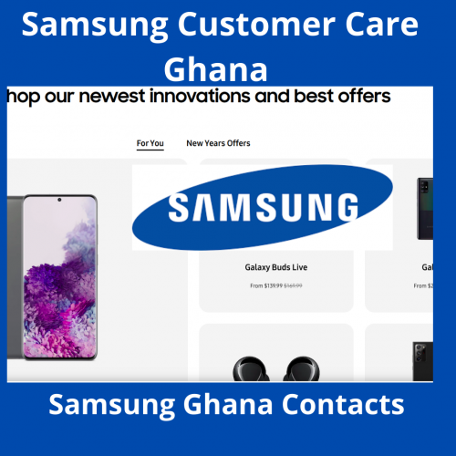 Samsung Customer Care Ghana