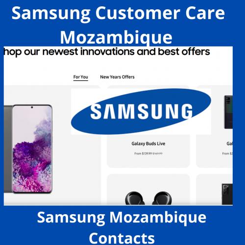 Samsung Customer Care Mozambique