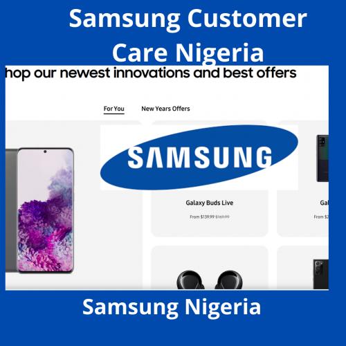 Samsung Customer Care Nigeria