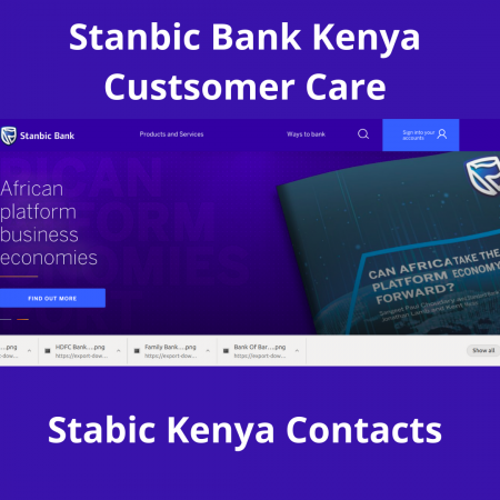 Stanbic Bank Kenya Customer Care