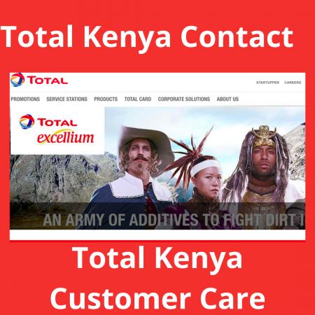 Total Kenya Contacts