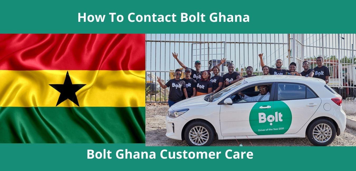 How To Contact Bolt Ghana